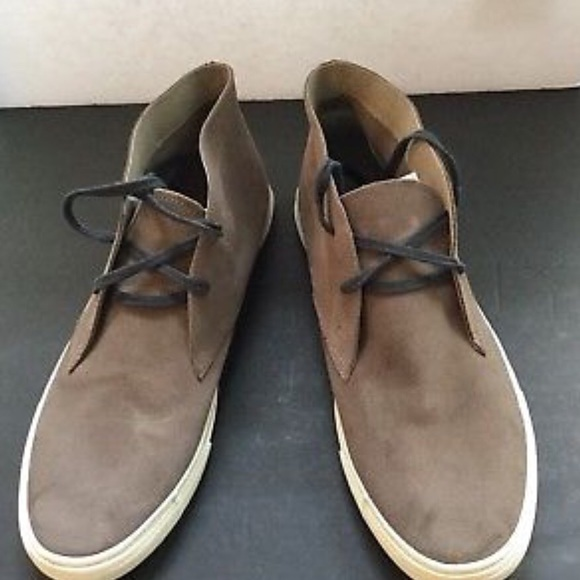 Mens Chukka Suede Shoes
